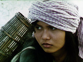Actrice cambodgienne